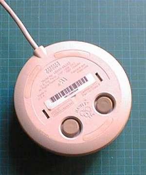 DEC Puck Mouse/Bottom