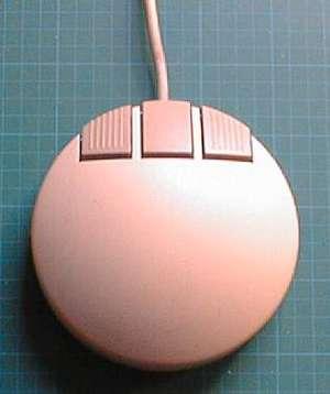 DEC Puck Mouse
